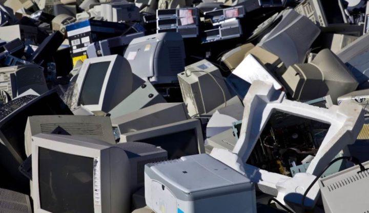 Destino dos resíduos eletrónicos passará a ser monitorizado por GPS