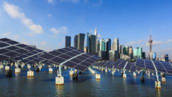 Painéis solares China