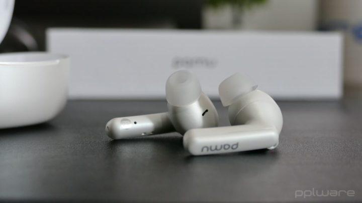 Análise: earbuds PaMu Quiet Mini com ANC e carregamento sem fios