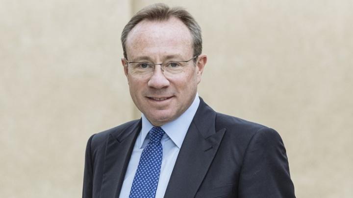 Philip Jansen, CEO eines der größten Telekommunikationsunternehmen Großbritanniens (BT)
