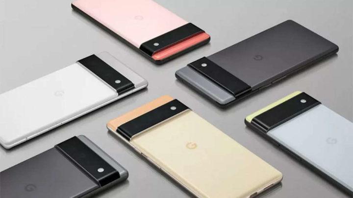 Google Pixel 6 Android atualizações segurança