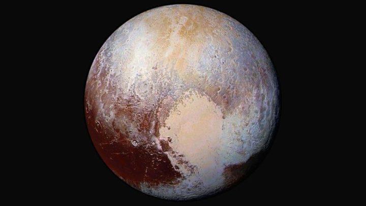 Imagem de Plutão