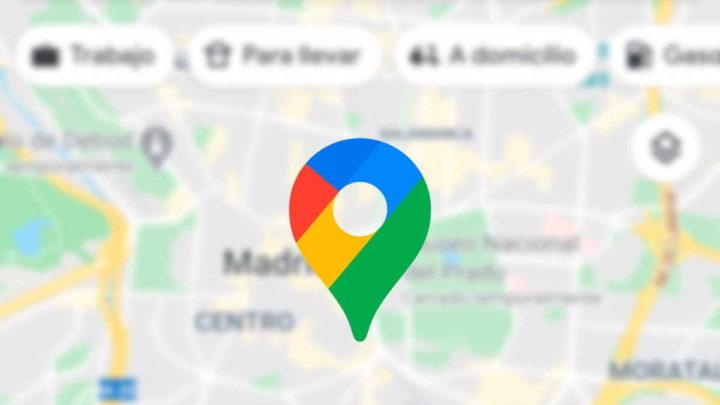 Google Maps distância locais medir