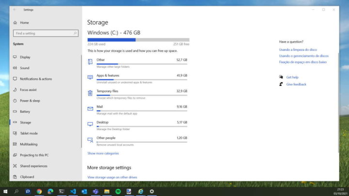 Windows 11 atualização Windows 10 Microsoft PC