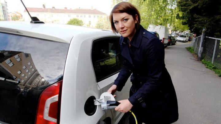 Christina Bu, presidente da Associação Norueguesa de Automóveis Elétricos