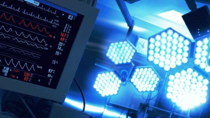 Equipamento hospital