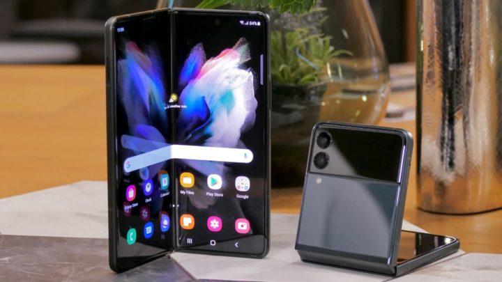 Imagem Samsung atualizações Android