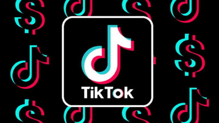 TikTok app lojas lista rede social