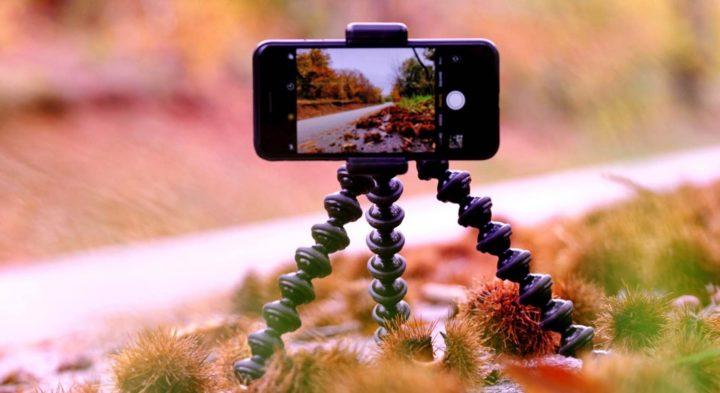 FlexPod: Um tripé altamente flexível para o seu smartphone