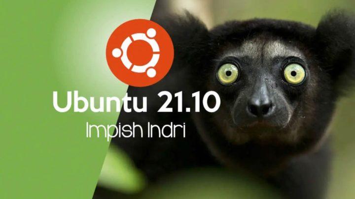 """Chegou o Linux Ubuntu 21.10 """"Impish Indri""""! Saiba quais as novidades"""