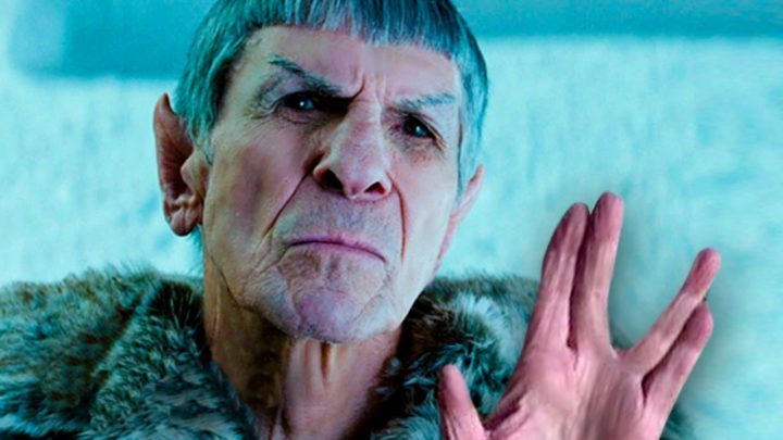 Imagem Spock Vida Longa e Próspera