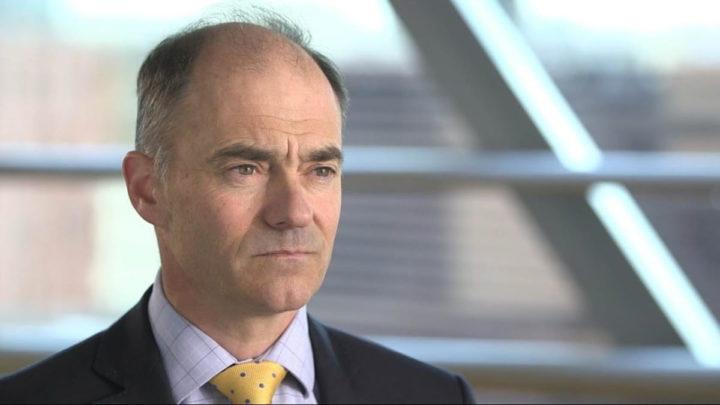 Warren East, CEO da Rolls-Royce