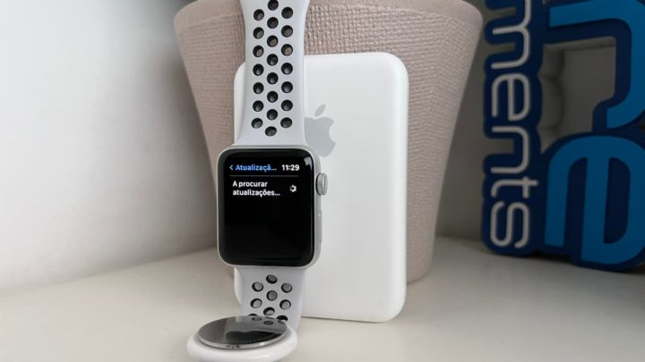 Imagem Apple Watch Series 3 da Apple