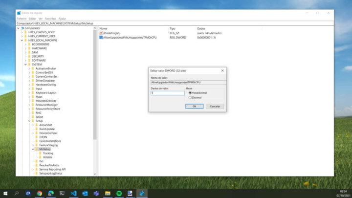 Windows 11 atualização Microsoft solução suportado