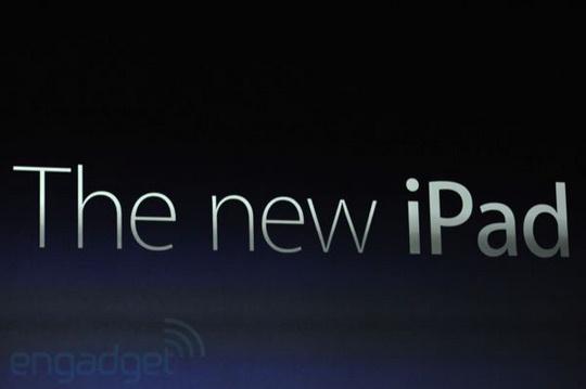 """33fa899972a Isto sugere que, a partir de agora, todas as versões do iPad mantenham  sempre esse nome, apenas """"iPad"""", tal como já acontece na linha Mac, ou na  linha de ..."""
